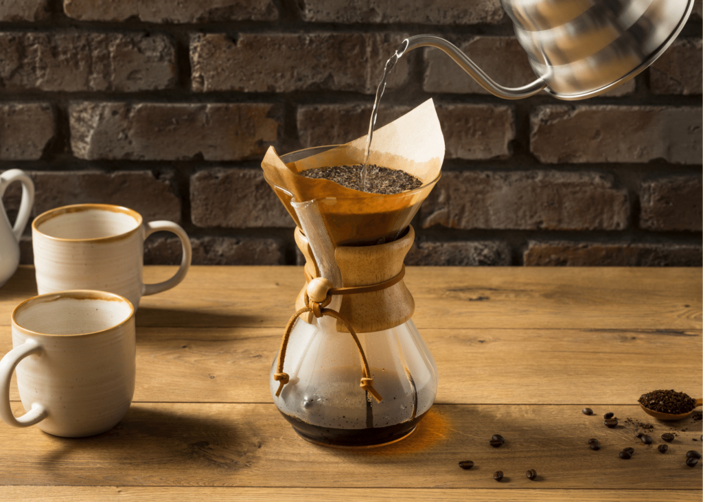 how to make pour over coffee, how to brew pour over coffee